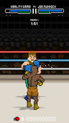 职业拳击手