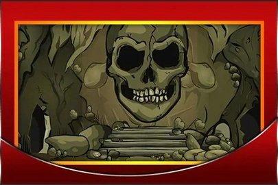 洞穴女人逃生